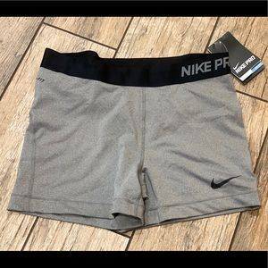 New, Never Been Worn Nike Dri-Fit Pro Shorts